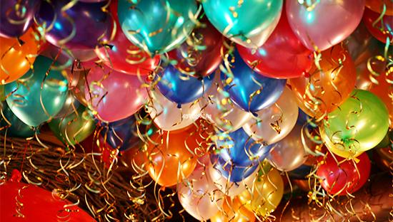 гелиевые шарики Владивосток