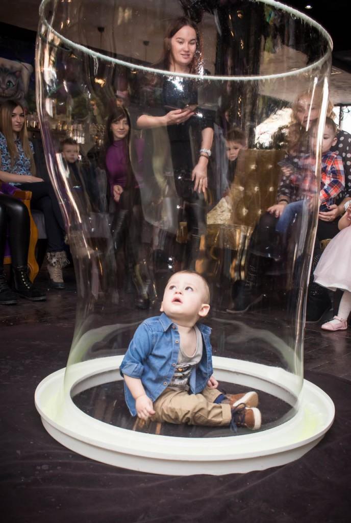 шоу пузырей