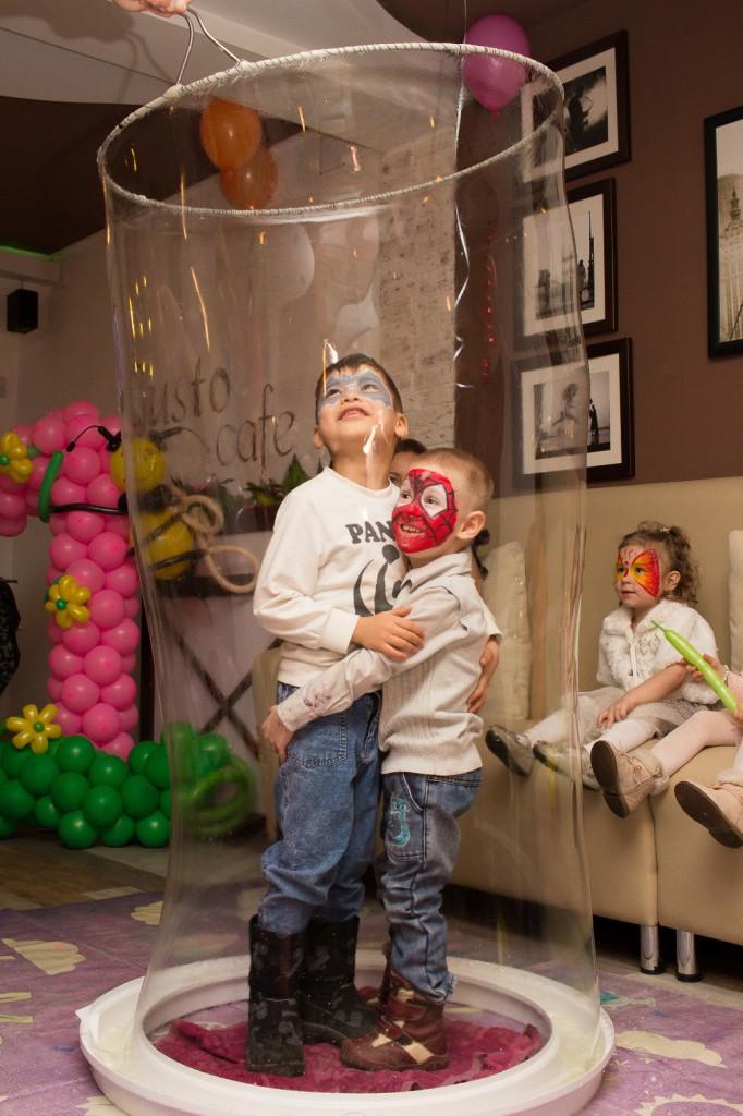 пузырьковое шоу